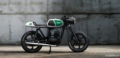 Cafe Racer concept