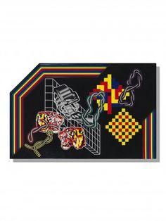 PETER PHILLIPS (geb. 1939) Tiger - Tiger (1968) Polystyrol, 215/2000. H 73 cm. B 112 cm.   Provenienz: Schweizer Privatsammlung. Basel, Tiger, Modern, Contemporary Art, Contemporary Artwork, Swiss Guard, Auction, Modern Art