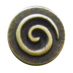 Ferreteria Ortiz - Ficha de producto - Pomo cobre antiguo 22 mm m:29.853