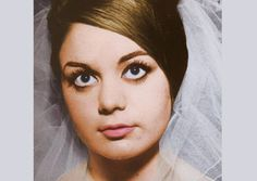 Frances Shea the bride in 1965