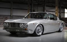"""1968 OSI 20M TS 2.3 """"I love this car it's like they said we like the Mustang, but let's make it sleeker and prettier..!"""""""