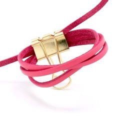 Fuchsia, Bracelet Cuir, Bracelets, Accessories, Jewelry, Fashion, Bead, Bangles, Jewellery Making