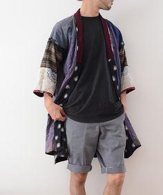 Creating DIY Fashion Trends – Designer Fashion Tips Foto Fashion, Kimono Fashion, Diy Fashion, Fashion Design, Gypsy Fashion, Fashion Trends, Airstream Sport, Orientation Outfit, Moda Kimono