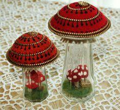 "Swirly top ""mushroom"" cap... | Flickr - Photo Sharing!"