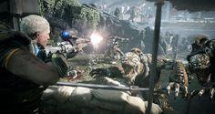 Ya se puede descargar la demo multijugador de Gears of War:Judgment
