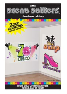 70s Party Theme Supplies