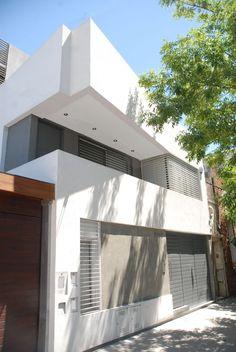 Fachada: Casa T - VISMARA CORSI ARQUITECTOS #arquitectura