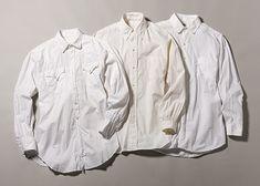 いい白シャツをたくさん揃えて、うまくローテーションすれば、毎日着ても長持ちする。 斎藤久夫