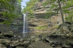 Travel | Arkansas | Attractions | Things To Do | Hikes  | State Parks | Hiking Trail | Waterfall | Adventure | Nature