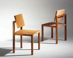 Cadeira Quase Mínima, 2004 - Claudia Moreira Salles