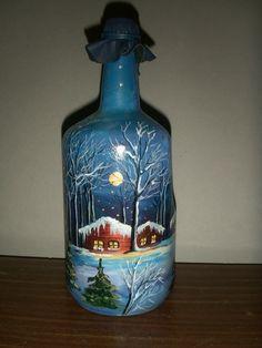 Nie ma jak piękna butelka :)
