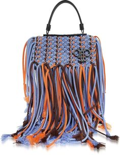 Emilio Pucci Heart embroidered round bag 9ZclfKcA