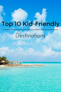 Top 10 places to travel with kids. From beaches to cities, we take a look at the… Top 10 places to travel with kids. From beaches to cities, we take a look at the top 10 places we have traveled with kids. Kid Friendly Vacations, Best Family Vacations, Family Destinations, Top Travel Destinations, Best Places To Travel, Family Travel, Budget Travel, Family Getaways, Vacations For Kids