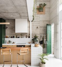 Eco House WA - The Design Files — Dion Robeson - Architectural Photographer and Interior Photographer Perth Kitchen Interior, House Design, Interior, Kitchen Remodel, Home Decor, House Interior, Home Kitchens, Home Interior Design, Kitchen Design