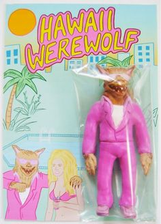 Hawaii-Werewolf
