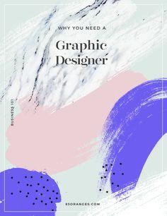 Why Do You Need a Designer? http://83oranges.com/do-you-need-a-designer-flowchart-infographic/ #design #art #graphicdesign