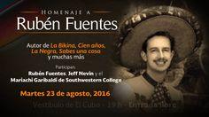 CECUT - Homenaje a Rubén Fuentes