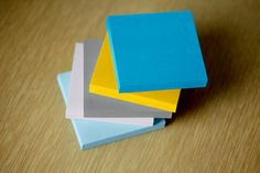 Post-it® Super Sticky Notes 3 in x 3 in let you put your note where it'll get noticed like file cabinets, doors and walls. Notes stick securely and remove cleanly. The New York Color Collection brings hues from the city, where life plays out for millions on a stage of stone and steel. 5 Pads/Pack, 90 Sheets/Pad.