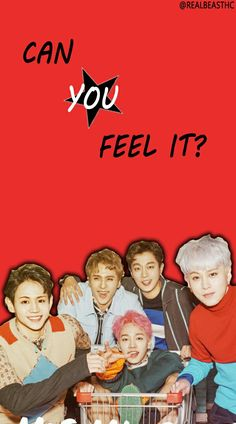 CAN YOU FEEL IT?