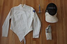 @fencinguniverse : Fencing Equipment Set Women\'s Right Hand Very Good Condition!  $100.00 (0 Bids) End Dat aafa.me/2jgbb9H aafa.me/2jt3oCy