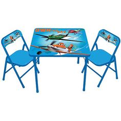 Disney Planes Activity Table Set