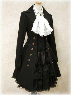 Resultado de imagen para estilo victoriano moderno ropa