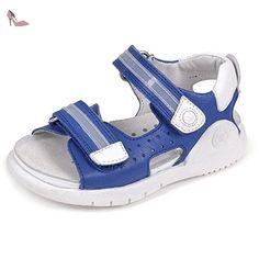 GARVALIN BIOMECANICS Sandales bleu 152181A - Chaussures garvaln  (*Partner-Link)