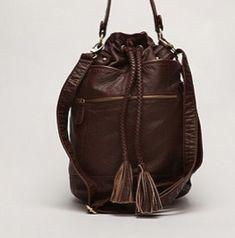 Image result for Deux Lux 'Tassel Bucket Bag'