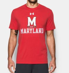Men's Maryland T-Shirt | Under Armour US