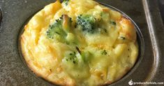 This recipe is loaded with cheese & broccoli, then baked into delicious mashed potato bites that have kids happily eating their vegetables for dinner!