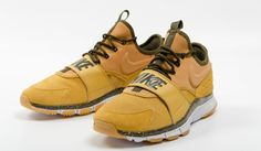 """** NIKE FREE ACE LEATHER """"HAYSTACK"""" ** The Nike Free Ace Leather """"Haystack"""" ($129) has just dropped an all new colorway. The Haystack features a beautiful Haystack, Dark Loden, and White co..."""