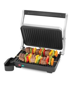 Take a look at this Panini Duet & Multipurpose Grill by Wolfgang Puck on #zulily today!