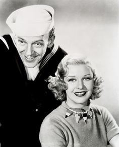 Fred Astaire y Ginge