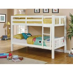 Hokku Designs Martel Full over Full Bunk Bed