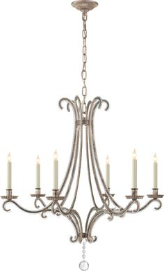 OSLO CHANDELIER at circa lighting.com $1,170 - $2,700 depending on size
