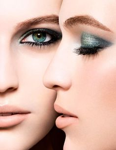 Chanel Les 4 Ombres Spring 2014 Makeup Collection  #makeup #eyemakeup #chanel