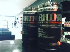 Pre-Workout Alert. Musclesport Rhino Black Series Pre just dropped at Spartansuppz! The supplement panel on this thing seriously looks crazy!  If you're after a new pre that will give you some serious focus and pumps than look no further!  Come down today to check it out.  ---------------------------------- Follow @Spartansuppz on the Tube. Snap us @Spartansuppz.  Worldwide Shipping   Email: sales@spartansuppz.com  #spartansuppz  #fitfam #fitspo #fitness #bodybuilding #bodybuilder #igfit…