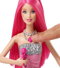 Barbie in Rock 'n Royals Singing Courtney Doll