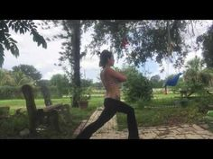 Day 6! Keep moving forward! Light stretch ab poses - YouTube fun out in Florida. I won't give up and I will keep moving forward! Workout after pregnancy and a full year worth of lazy habits