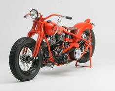 Orange County Choppers | Orange Bobber