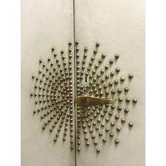 Jean Royère | double door detail | c1950s
