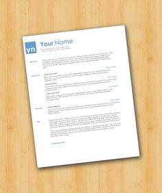 Entry Level Professional Resume The By Theresumecollege On Etsy