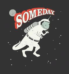 Someday - BustedTees - Image 1