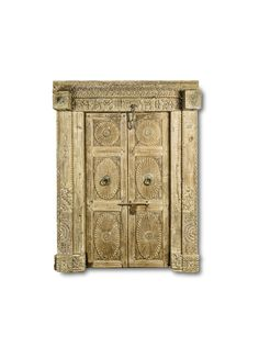 The Hand-Carved Antique Door is embellished with protruding blocks on extreme ends, at the top. This antique door carries very minute, finely carved details. The beautiful patterns along the front use symmetrical presentation to create a stronger visual impact. The charisma of this antique door is the result of painfully meticulous craftsmanship. The hand-carved antique door features circular, elliptical patterns … Indian Doors, Wood Doors, Beautiful Patterns, Hand Carved, Decorative Boxes, Presentation, Carving, Antiques, Create