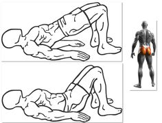 Muscler ses fessiers comment faire exercice fitness