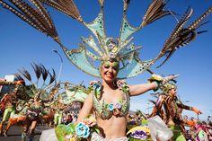 Grupo Mascarada Carnaval: Santa Cruz celebra hoy, a partir de las cuatro de ...