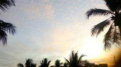 Natural sunset