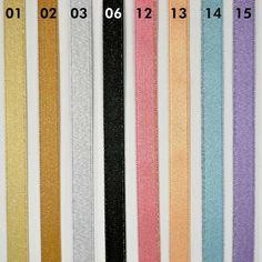 Ruban satin Lurex 6 à 15 mm, brillants et scintillants Lens Flare, Search, Weddings, Color, Bebe