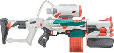 Official: Nerf brings out the big guns for Toy Fair.: Nerf N-Strike Modulus Tri-Strike Blaster