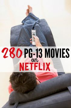 This list of 280 good PG 13 movies on Netflix will help make sure that your teen is watching age-appropriate movies when they cue up Netflix. Movies For Tweens, Best Teen Movies, Prime Movies, Kid Movies, Movie Tv, Best Movies For Teenagers, Netflix Shows To Watch, Good Movies On Netflix, Movie To Watch List